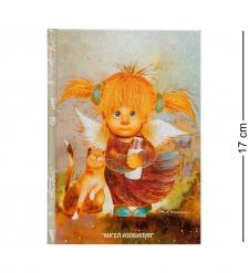 ANG-471 Блокнот  Ангел изобилия  12х17