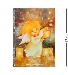 ANG-472 Блокнот  Ангел, дарящий свет  12х17