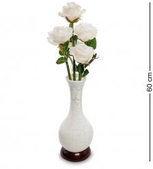 LP-07 Розы в вазе с LED-подсветкой
