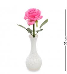 LP-11 Роза в вазочке с LED-подсветкой