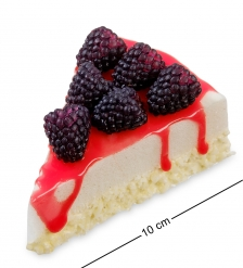 QS-01/5 Пирожное  Ягодное удовольствие   имитация, магнит