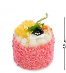 QS-21/3 Пирожное  Восторг   имитация, магнит