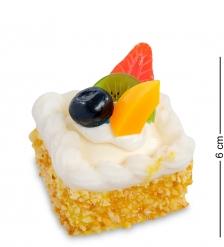QS-22/1 Пирожное  Нежность   имитация, магнит