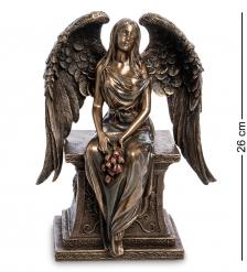 WS-946 Статуэтка  Ангел с розами