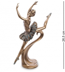 WS-958 Статуэтка «Балерина - Гранд жете»