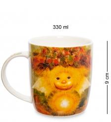 ANG-514 Кружка фарфоровая  Солнечный ангел