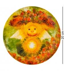 ANG-522 Тарелка  Солнечный ангел