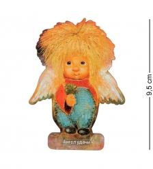 ANG-551 Магнит деревянный  Ангел удачи