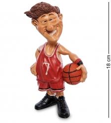 RV-640 Статуэтка Баскетболист  W.Stratford