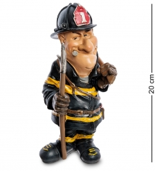 RV-649 Статуэтка «Пожарный»  W.Stratford