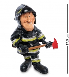 RV-660 Статуэтка «Пожарный»  W.Stratford
