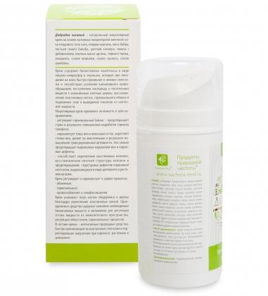 MED-03/02  Добродея  Органический натуральный крем чаговый в мицелярной форме, 100 мл