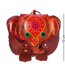 BL-13/4 Кошелёк кожаный  Слонёнок