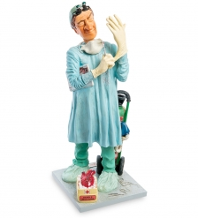 FO-85548 Статуэтка «Хирург»  The Surgeon. Forchino