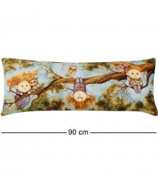 ANG-581/1 Подушка гобеленовая  Лесная симфония  30х90