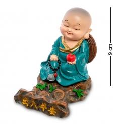 MN-224/2 Подставка для телефона  Буддийский монах