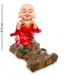 MN-224/3 Подставка для телефона  Буддийский монах