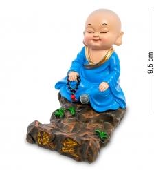 MN-224/4 Подставка для телефона  Буддийский монах