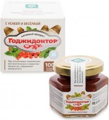 MED-08/04 «Годжидоктор» Экстракт плодово-ягодный с уснеей и весёлкой, 100 г
