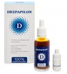 MED-22/01  Dezpapilon  Нативный трехфазный концентрат, 50 мл