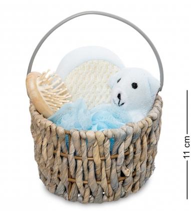 BT-13/1 Набор для бани с расческой «Медвежонок»