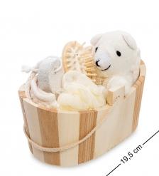 BT-06/2 Набор для бани с расческой  Мишка