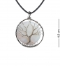 NP-01/1 Кулон с камнем «Опалит»