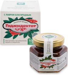 MED-08/16 «Годжидоктор» Экстракт плодово-ягодный с лавром благородным, 100 г