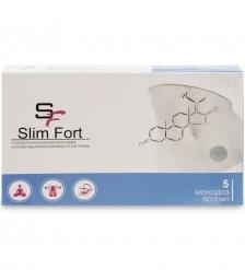MED-44/01  Slim Fort  Мицеллярный монодоз-комплекс, №5*5 мл