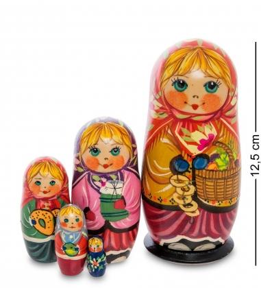 МР-15/ 5-J Матрешка 5м  Семейка  мал.