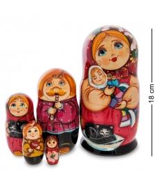 МР-24/20-B Матрешка 5м  Анастасия с ребенком