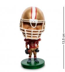RV-684 Фигурка-болванчик Игрок в американский футбол  W.Stratford