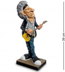 RV-752 Статуэтка «Гитарист»  W.Stratford