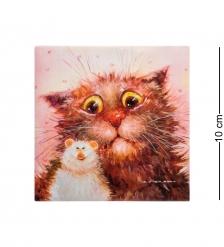 ANG-648 Магнит  Кошки-мышки  10х10