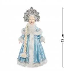 RK-319 Кукла «Снегурочка» мал.