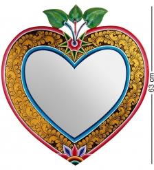 58-022 Зеркало «Клубника»