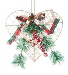 XM-271 Подвеска декоративная  Сердце