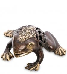 24-100-01 Фигура  Лягушка  бронза  о.Бали