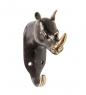 24-118 Крючок  Носорог  бронза  о.Бали