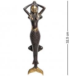 24-139 Дверная ручка  Русалка  бронза  о.Бали