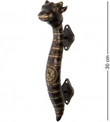 24-141 Дверная ручка бронза  о.Бали