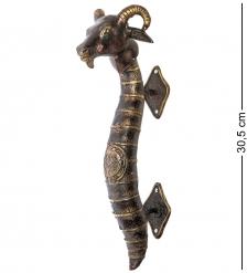 24-143 Дверная ручка бронза  о.Бали