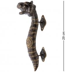 24-144 Дверная ручка бронза  о.Бали