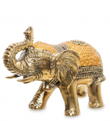 24-168-01 Фигурка  Слон  бронза  о.Бали  - Вариант A