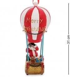 XM-701 Музыкальный новогодний шар с подсветкой