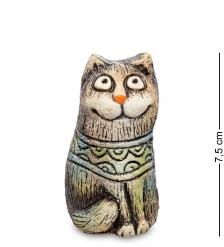 KK-591 Фигурка «Котенок-Счастье» шамот