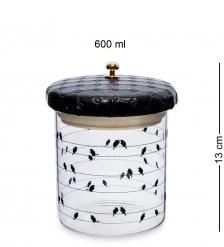 GS-55/1 Банка для сыпучих Птичий ансамбль 600мл