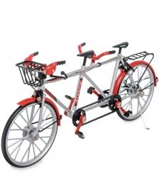 VL-12 Фигурка-модель 1:10 Велосипед 2-местный Tandem