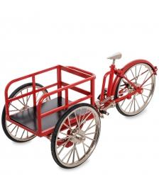 VL-16 Фигурка-модель 1:10 Велосипед грузовой