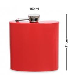 GT-77 Фляжка 150 мл Ред